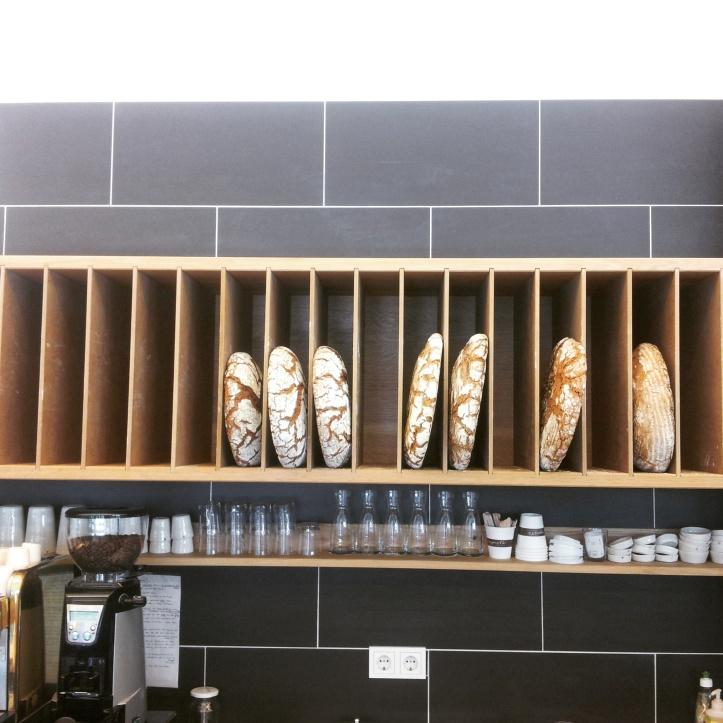Brote bei Gragger am Vorgartenmarkt