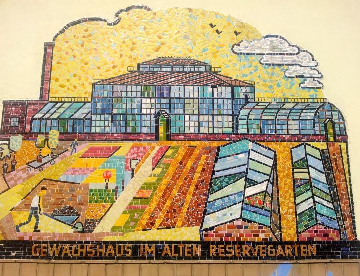 Geschichte Vorgartenmarkt