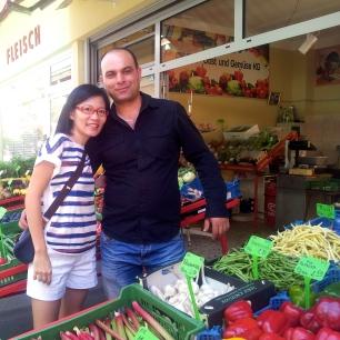 Vorgartenmarkt Alex Akifov