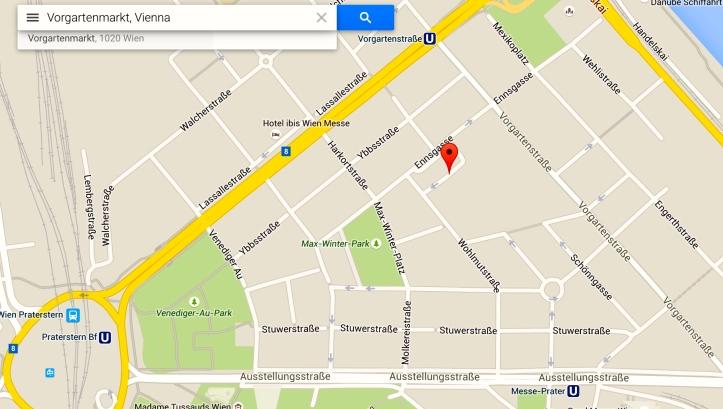 Vorgartenmarkt 1020 Wien