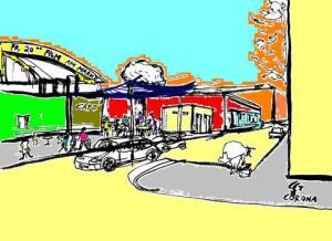 Vision Vorgartenmarkt Corona Gsteu