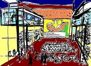 Vision Schauwerkstätten Vorgartenmarkt Corona Gsteu