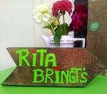 Rita bringt's Vorgartenmarkt