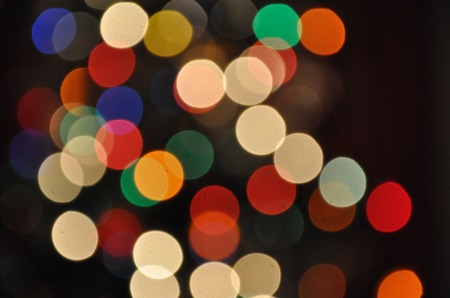 Lichter am Vorgartenmarkt