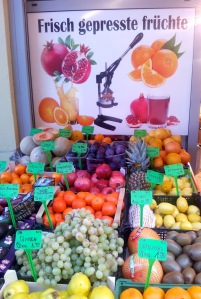 Obst Gemuse