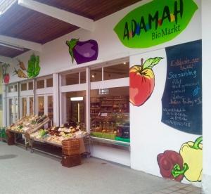 Adamah Vorgartenmarkt