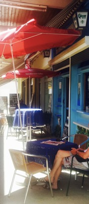 Cafe maria Marktgasse