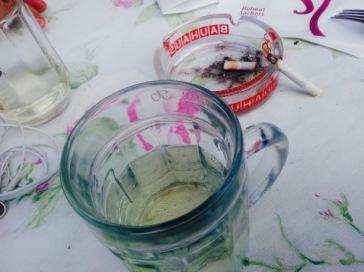 Spritzwein Cafe Maria